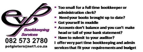 EVO Bookkeeping Services
